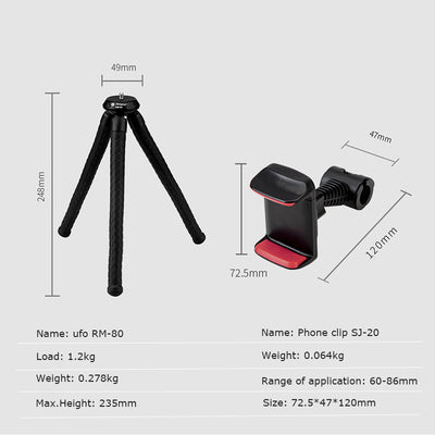 E-9  professional tripod - FotoproOfficial
