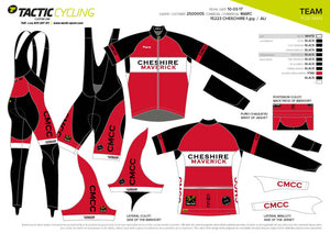 CHESHIRE MAVERICKS BULK ORDER