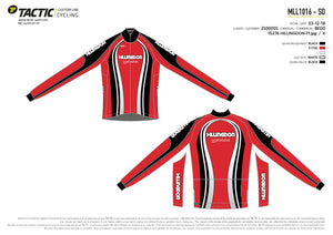 CLUB CUT LONG SLEEVE JERSEY / 15276
