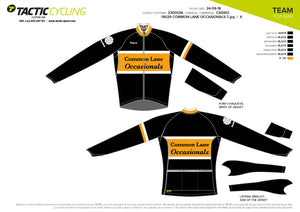 CLUB CUT LONG SLEEVE JERSEY / 19029