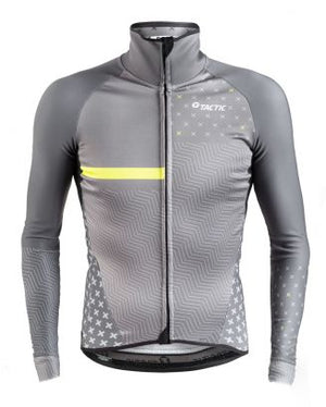 RACE CUT MAN LONG SLEEVE WITH FORNTAL WIND SHIELD /