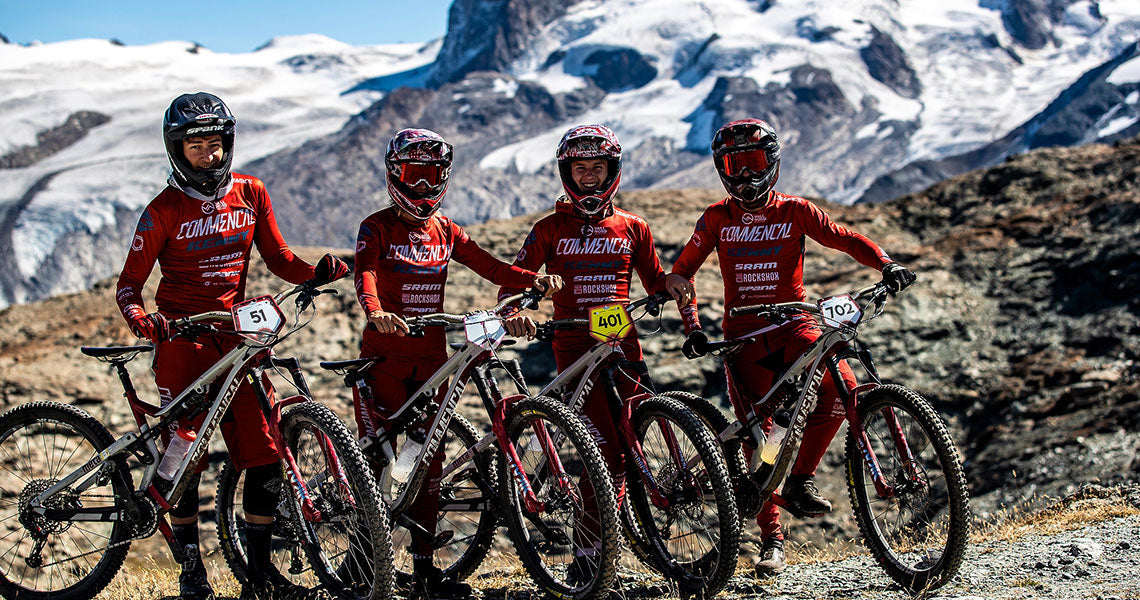 2019 EWS Season Highlights from the COMMENCAL VALLNORD Enduro Team