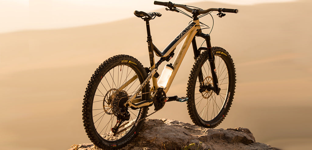 OOZY 350 Wheels Debut at Enduro World Series with Cecile Ravanel.