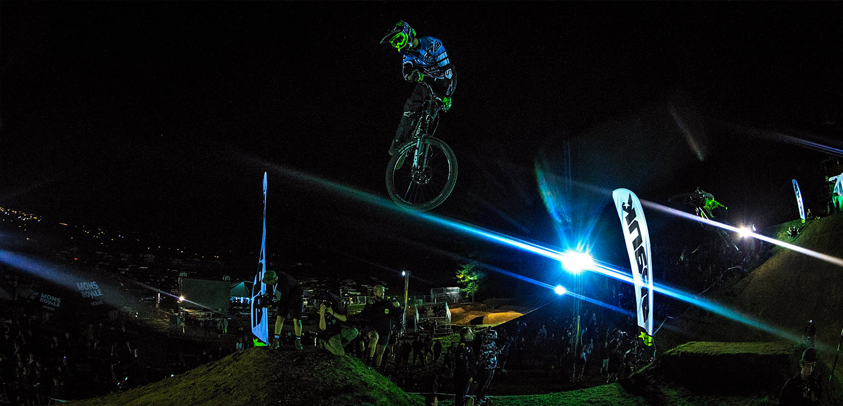 CRANKWORX - Official Oceania Whip Off Championships presented by Spank