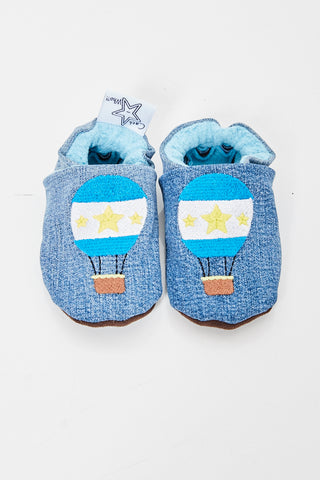 vegane Hausschuhe - vegan slippers for kids