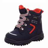 Superfit - Husky Junior GORE-TEX® Winterstiefel - marine/rot