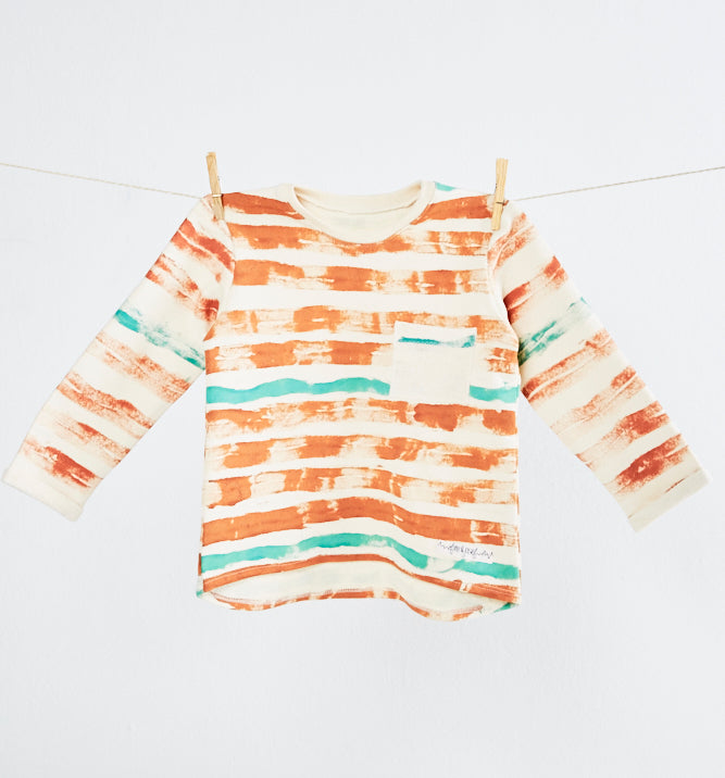 "Sweat-Shirt ""stripes"""