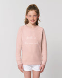 "Kids-Sweater ""Gentle is the new cool"""