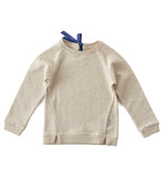 Pullover mit Band - touch of gold