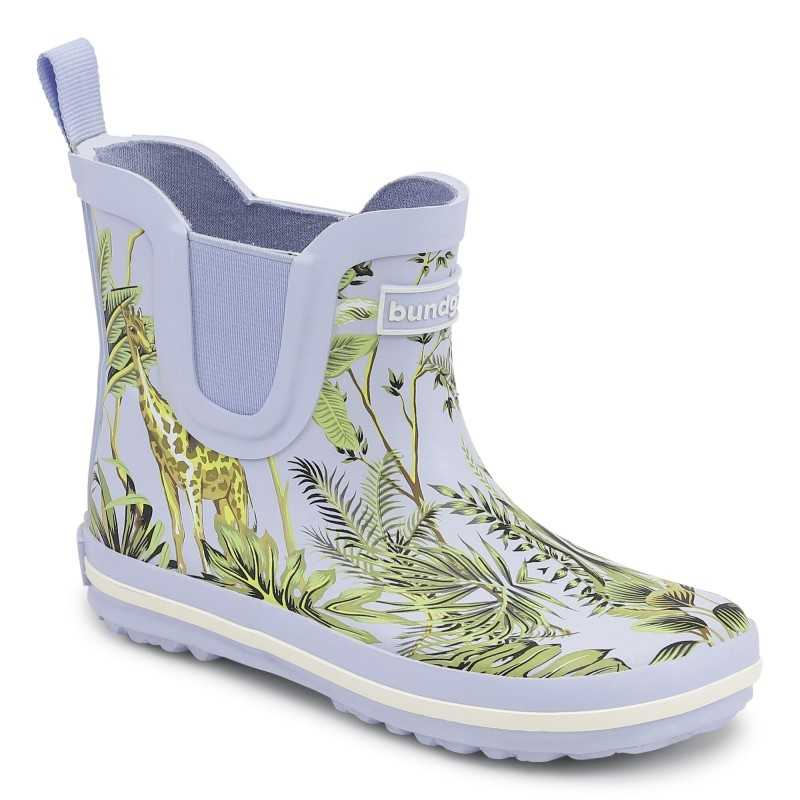 Bundgaard Gummistiefel Short Classic - tropical forest