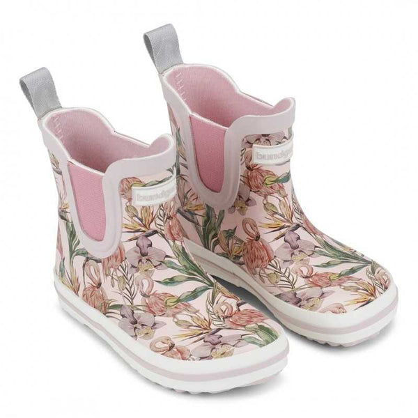 Bundgaard Gummistiefel Short Classic - rose flamingo