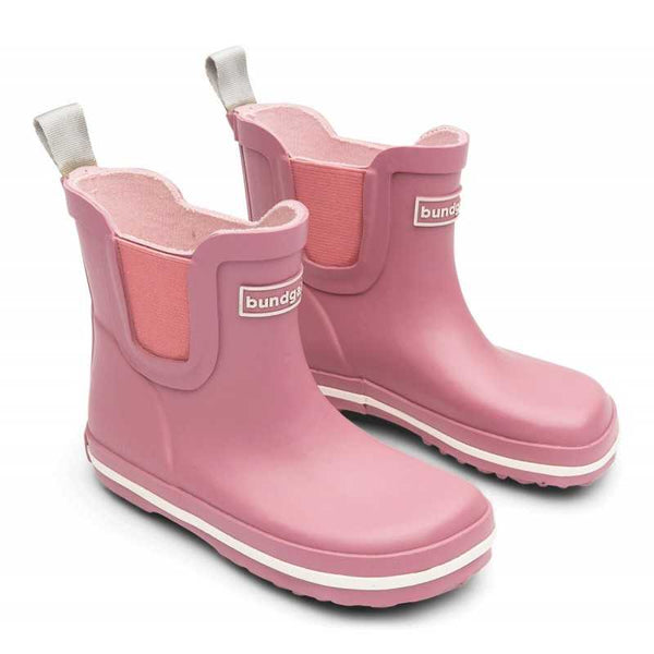 Bundgaard Gummistiefel Short Classic - old rose