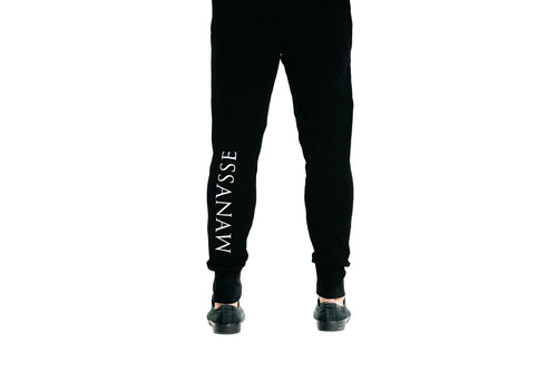 Manasse Women's Trackies (Black)