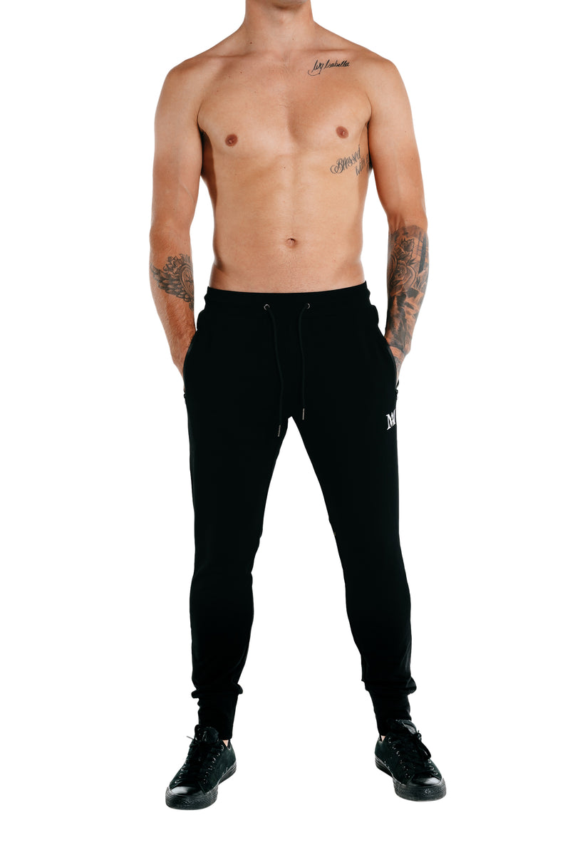 Manasse Men's Trackies (Black)