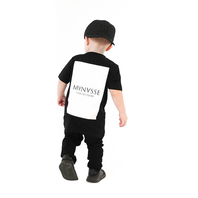 <strong>KIDS</strong> Manasse Basix Collection Tee (Black)