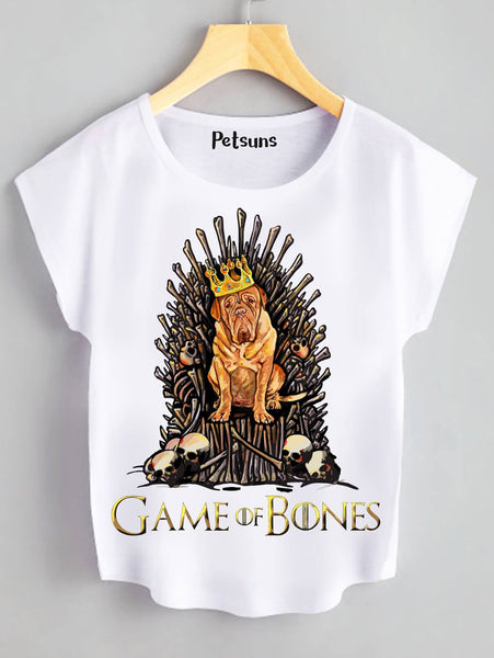 T Shirt - Game of bones