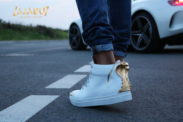 Luxury sneakers - Why every man needs luxury sneakers and how to find the right ones.