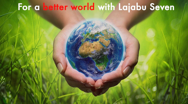 For a Better World with LAJABU SEVEN