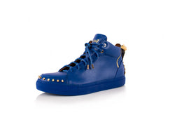"Lajabu Seven The 5"" Blue Sky single shoe front view"