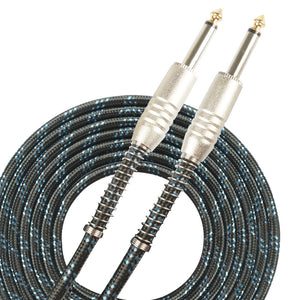 Electric Guitar Audio Cable  3m & 6m