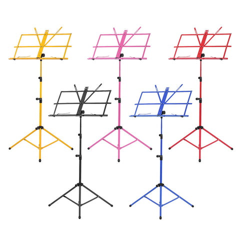 Folding Music Stand Holder With Soft Case