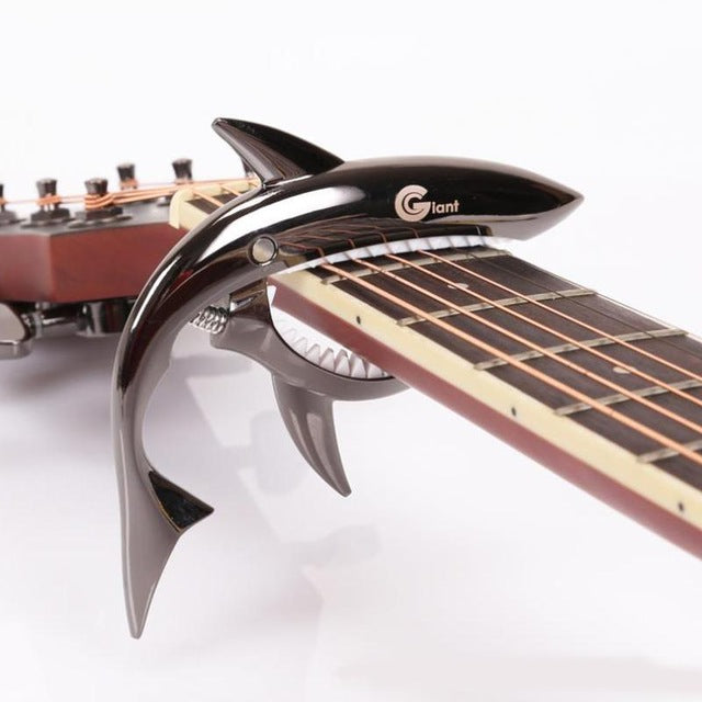 Shark Shape Guitar Capo