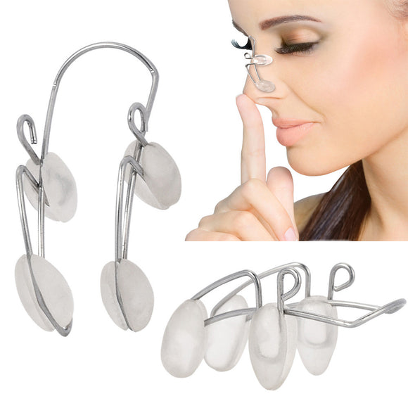 Silicone Clamp Clip Reshape Nose-Up Lifting Shaping