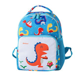 Baby Girls Cute Cartoon Dinosaur Printing Animal Backpack