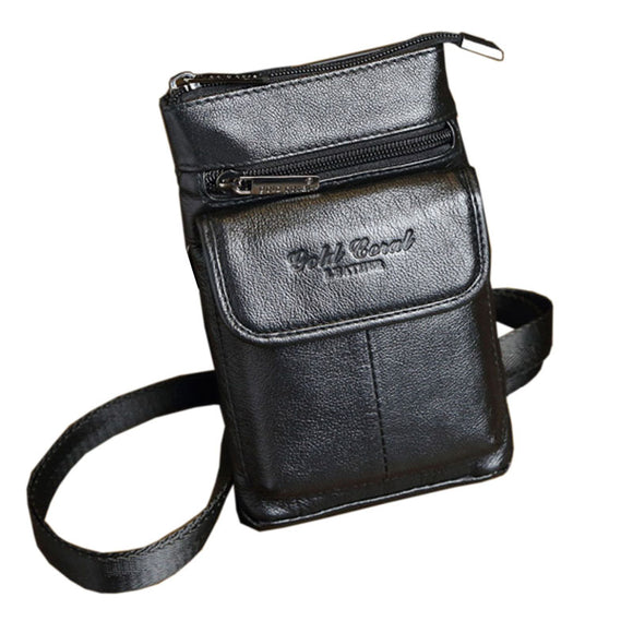 Crossbody Fanny Waist Bag with Wallet Pouch Packet