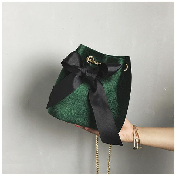 Lovely Suede Messenger Crossbody shoulder bag women