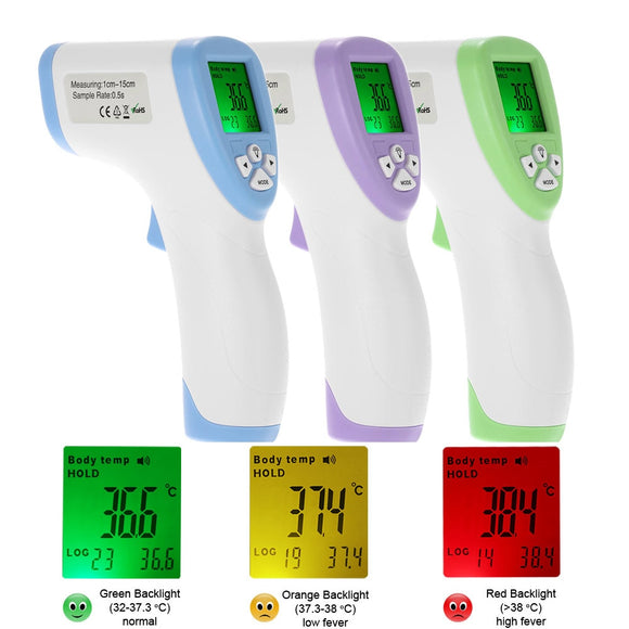 Digital Forehead  Infrared Baby  Thermometer