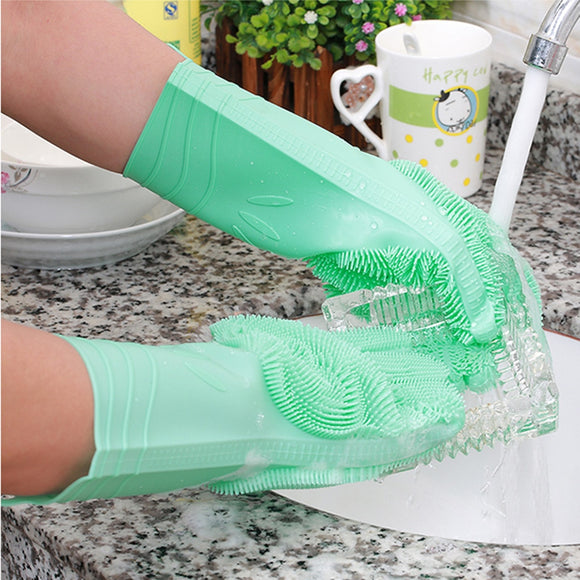 Multi-purpose Lazy Dish washing Gloves
