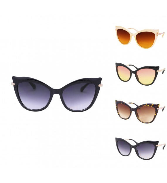 Oversized Cat Eye Style - L'Esprit Parisien