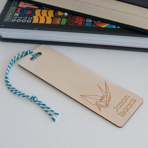 Our engraved bookmarks cane be personalised making them the unique gift for all occasions Belvedere collections.