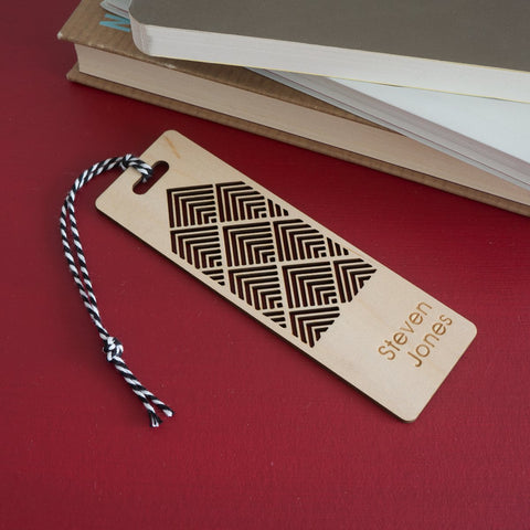 Our personalised bookmark are suitable for all members of a family Belvedere Collections