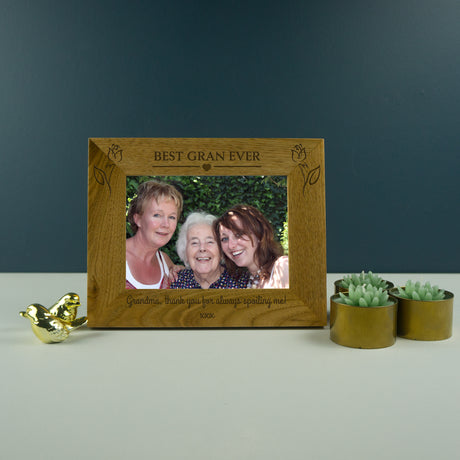 Best Gran ever photo frame