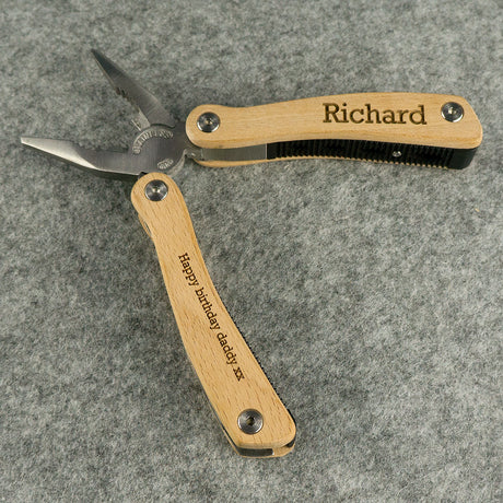 Personalised DIY pilers multi tool