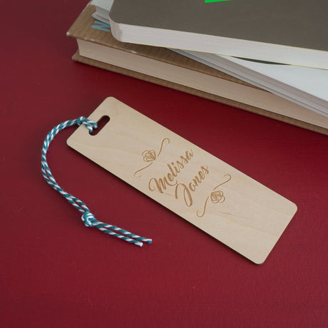 Choose from a wide range of personalised bookmarks Belvedere Collections