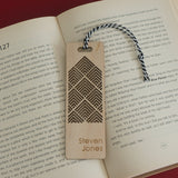 Personalised bookmarks make that perfect unique gift experience Belvedere Collections