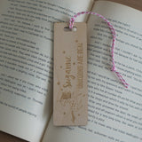 We create custom bookmarks for all the family Belvedere Collections