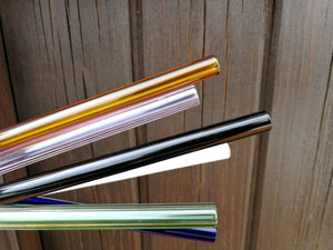 Meet EcoVitrum Glass Straws