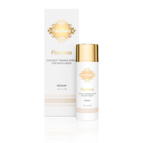 Fake Bake Flawless Coconut Face & Body Tanning Serum, 148ml