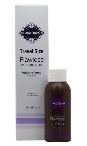 Fake Bake Flawless Self-Tan Liquid Travel Size, 89ml