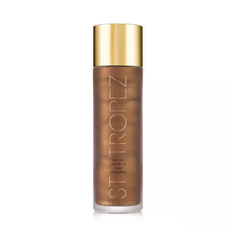 St Tropez Self Tan Luxe Dry Oil 100ml