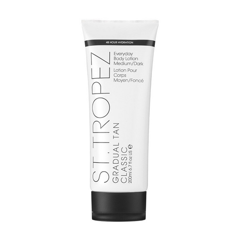St Tropez Gradual Tan Classic Body Lotion Medium / Dark, 200ml