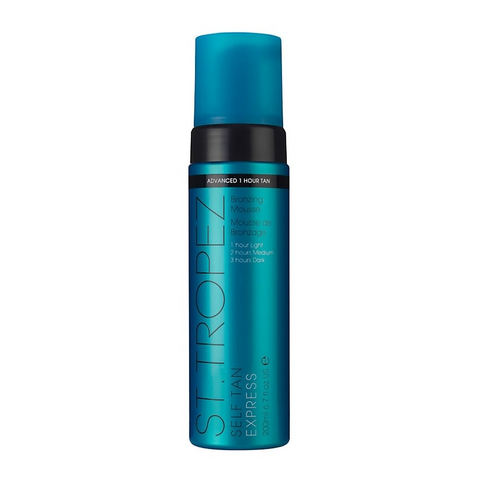 St Tropez Self Tan Express Advanced Bronzing Mousse 200ml