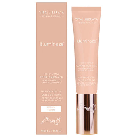 Vita Liberata Illuminaze Highly Active Complezion Veil - Medium 30ml
