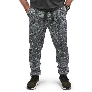 [pantalon-jogging-black-mandala-devant] - Planet Zen