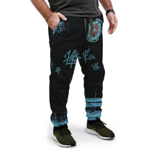 Pantalon Jogging Blue Mandala - Planet Zen