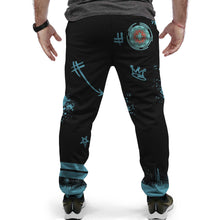 [pantalon-jogging-blue-mandala-dos] - Planet Zen